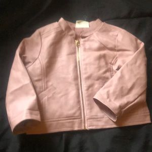 Other - Faux leather jacket